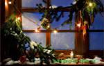 Новый год без снега: чем занять себя на даче