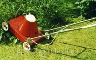 Косить траву – весело!