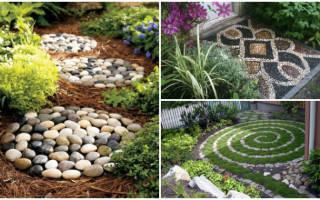 Как использовать камни с участка красиво и с пользой?