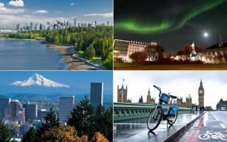 Топ-10 самых «зеленых» зданий мира