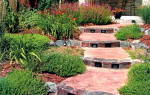Лестницы в дизайне сада: оригинальные идеи для ступенек (30 фото)