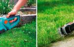 Топ-6 садовой техники для «тонких» работ на участке