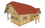 Хотите построить деревянный дом практически даром? Узнайте, как!