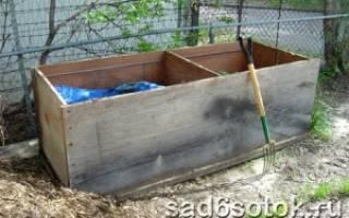 Как сделать правильный компост для подкормки растений