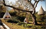 Персональное подвесное гнездышко для отдыха