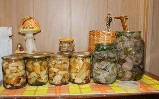 Как правильно солить грибы?