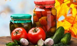Соль для консервирования и засолки: выбираем надежный вариант