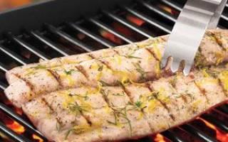 Копченая, в шашлыке, на гриле или в ухе – готовим рыбу на даче