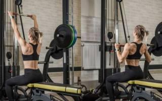 Тренировка для мышц спины – простые упражнения с фото и рекомендациями