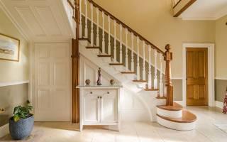 Современные лестницы и перила