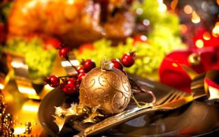 Что приготовить на Новогодний стол 2018 – рецепты праздничных блюд с фото
