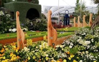 Обзор Chelsea Flower Show 2016 – где покупают цветы монархи