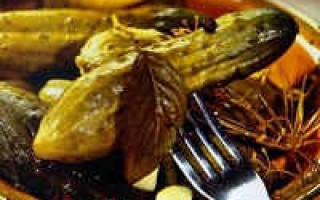 Сладкие маринованные огурцы на зиму. Лучшие рецепты