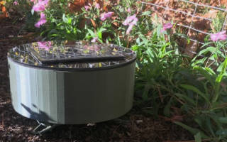 Растения будут выращивать при помощи роботов