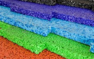 Резиновая тротуарная плитка – современное решение для дачи