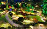 Садовые фонарики: играем с освещением