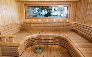 Отделка бани внутри: создаем уютную зону релакса