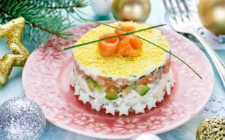 Вкусные салаты на новогодний стол – мегаподборка рецептов с фото