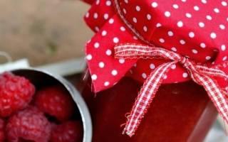 16 августа – День малинового варенья